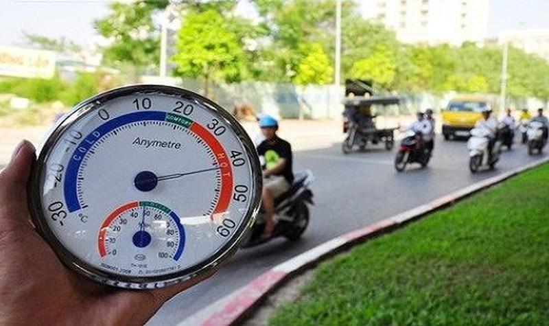 Dự báo thời tiết ngày 21/5/2020: Hà Nội nhiệt độ ngoài trời hơn 40 độ
