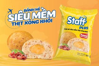 Bánh mì xông khói Staff Plus - 'cơn sốt' mới của giới trẻ