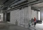 Hình ảnh nhà ga ngầm Ba Son tuyến metro đầu tiên ở Sài Gòn