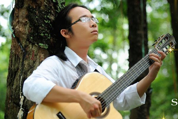 Khát vọng lan toả văn hoá đọc của nhạc sĩ khiếm thị Hà Chương
