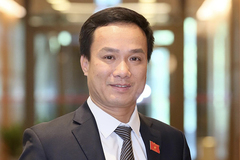 Miễn nhiệm chức Phó chủ nhiệm Ủy ban của QH với ông Triệu Thế Hùng
