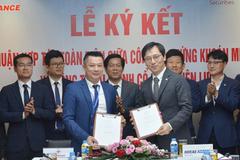 EVN Finance và Mirae Asset ký thỏa thuận hợp tác chung