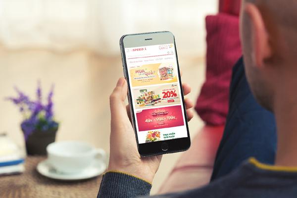Mua sắm trực tuyến vẫn là lựa chọn hàng đầu của người tiêu dùng