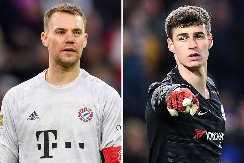 Chelsea ăn quả đắng khi Neuer ký mới với Bayern Munich