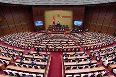 Họp Quốc hội trực tuyến được tổ chức như thế nào?
