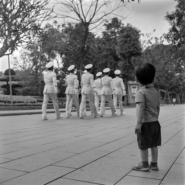 Cuban photographer,return to Hanoi,Cuban photographer Eloy Rodriguez