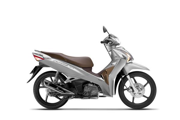 Sức hút khó cưỡng của Future FI 125cc phiên bản mới