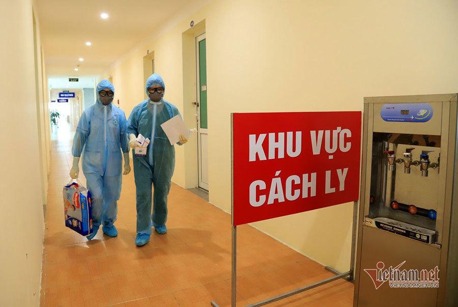 Khu cách ly ở Bạc Liêu để 'lọt' người vào bán hàng rong cho bệnh nhân Covid-19