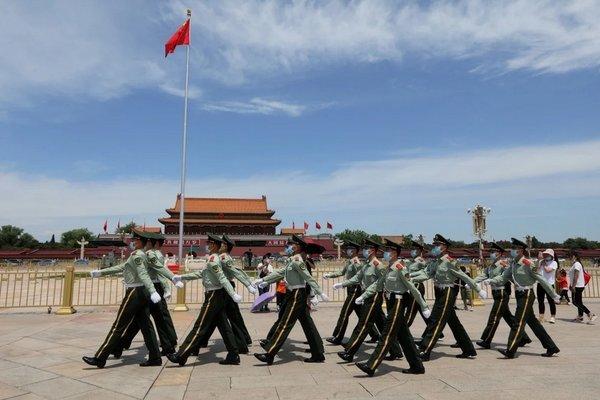Trung Quốc có thể sắp ra luật an ninh cho Hong Kong