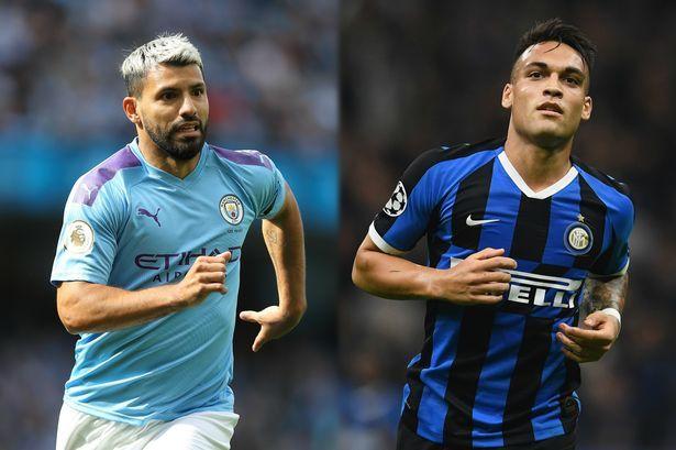 MU chuyển hướng Umtiti, Inter nhắm Aguero thay Martinez