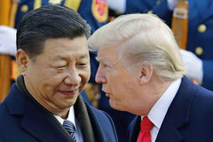 Tin tốt trước thời điểm nhạy cảm, Donald Trump tăng áp lực với Trung Quốc