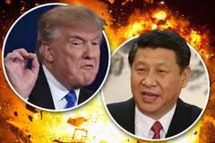 Donald Trump chấp nhận đau thương, Mỹ - Trung giai đoạn khốc liệt mới