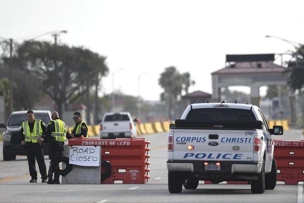 'Tấn công khủng bố' vào căn cứ hải quân Mỹ
