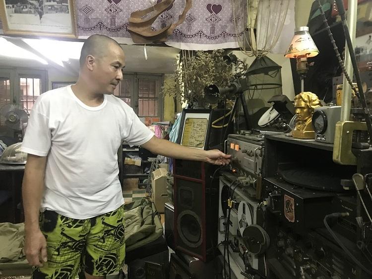Dàn loa độc nhất VN của 'tay chơi' phố cổ, được trả giá 'khủng' không bán