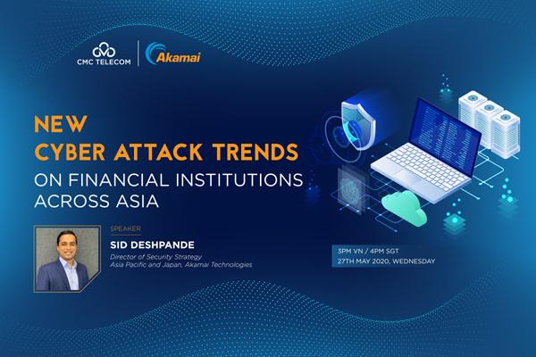 Hội thảo trực tuyến đầu tiên cho chuyên gia công nghệ khối tài chính ở VN