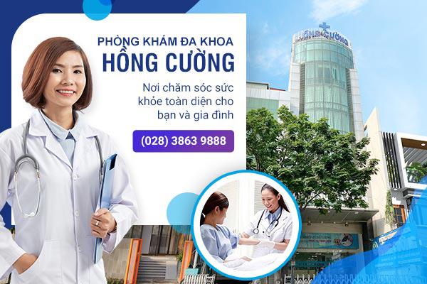Khám chữa bệnh chất lượng cao ở Phòng khám Đa khoa Hồng Cường
