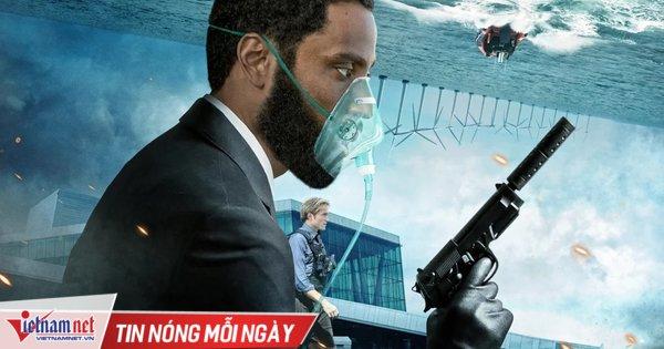 Bom tấn 'TENET' của đạo diễn tỷ đô Christopher Nolan khiến fan sôi sục