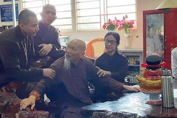 Kiểm tra tụ điểm 'tịnh thất Bồng Lai', nơi có 5 chú tiểu thi 'Thách thức danh hài'