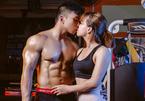 'Nguyên tắc ngầm' giúp cặp đôi mê gym ươm mầm tình yêu