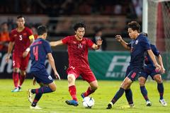 Thái Lan quyết thu hẹp khoảng cách với tuyển Việt Nam