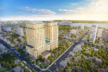 Sắp ra mắt căn hộ siêu sang BRG Legend ở Hải Phòng