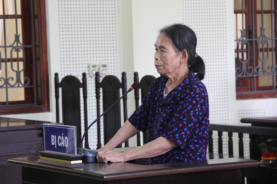 Bà nội đẩy cháu ngã xuống đập ở Nghệ An lĩnh 12 năm tù