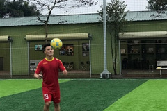 Football star Quang Hai to scout for talent at QH19 Football Academy