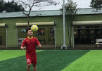 Football star Quang Hai to scout for talentat QH19 Football Academy