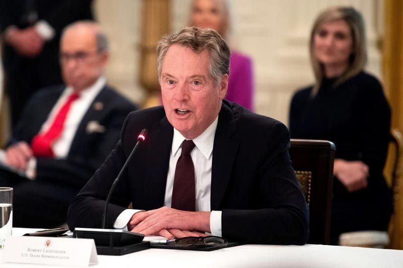 Đại diện Thương mại Mỹ bất ngờ lên tiếng 'minh oan' cho TQ
