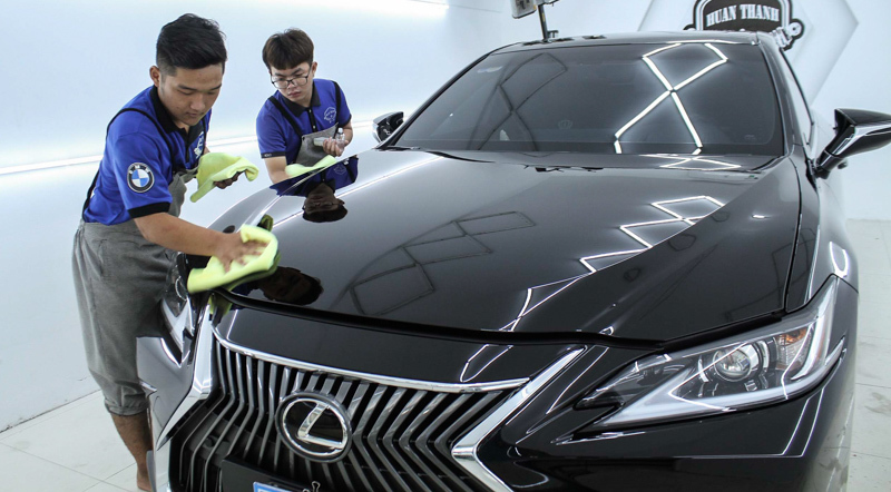 5 nhóm phụ kiện chống nóng cho ô tô phổ biến ở Việt Nam