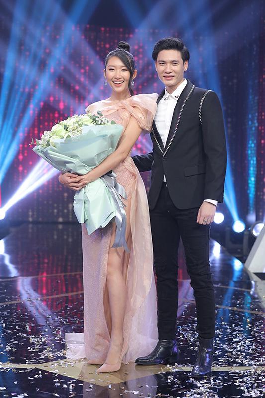 Người ấy là ai tập 3: Hoa hậu Thanh Khoa nhận kết đẹp với mỹ nam Hà Thành