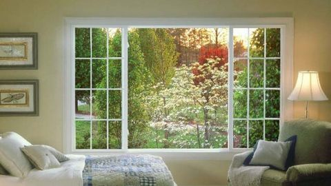 Chọn nhà cửa chính đừng quên phong thuỷ cửa sổ