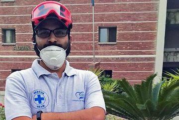 Hành khách kể lí do hy hữu giúp thoát thảm họa rơi máy bay Pakistan