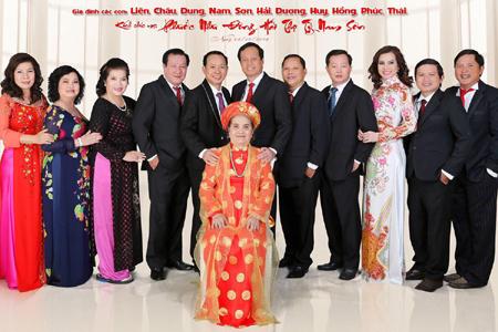 Lời cám ơn của gia đình Hoa hậu quý bà Thế giới Đoàn Kim Hồng