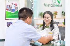 Vietcombank tiếp tục giảm lãi vay cho khách hàng bị ảnh hưởng bởi dịch Covid-19