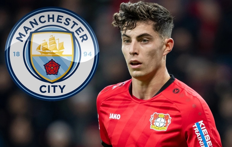 Man City chiến với MU giành sao Đức 70 triệu bảng