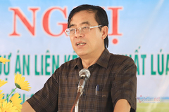 Phê chuẩn miễn nhiệm chức Chủ tịch Quảng Trị với ông Nguyễn Đức Chính