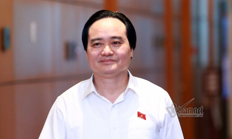 Bộ trưởng Phùng Xuân Nhạ: Chủ tịch tỉnh kiêm hiệu trưởng ĐH chỉ là tình thế