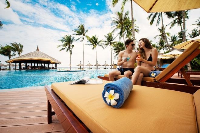 Thiên đường an toàn, Việt Nam lập resort chuyên biệt đón khách Tây