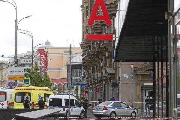 Bắt cóc con tin, dọa thổi bay tòa nhà tại Moscow
