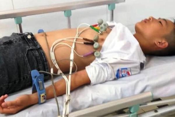 Thầy giáo ở Thanh Hóa bị 'tố' tát học sinh nhập viện