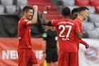 Rửa hận Frankfurt, Bayern khiêu chiến Dortmund