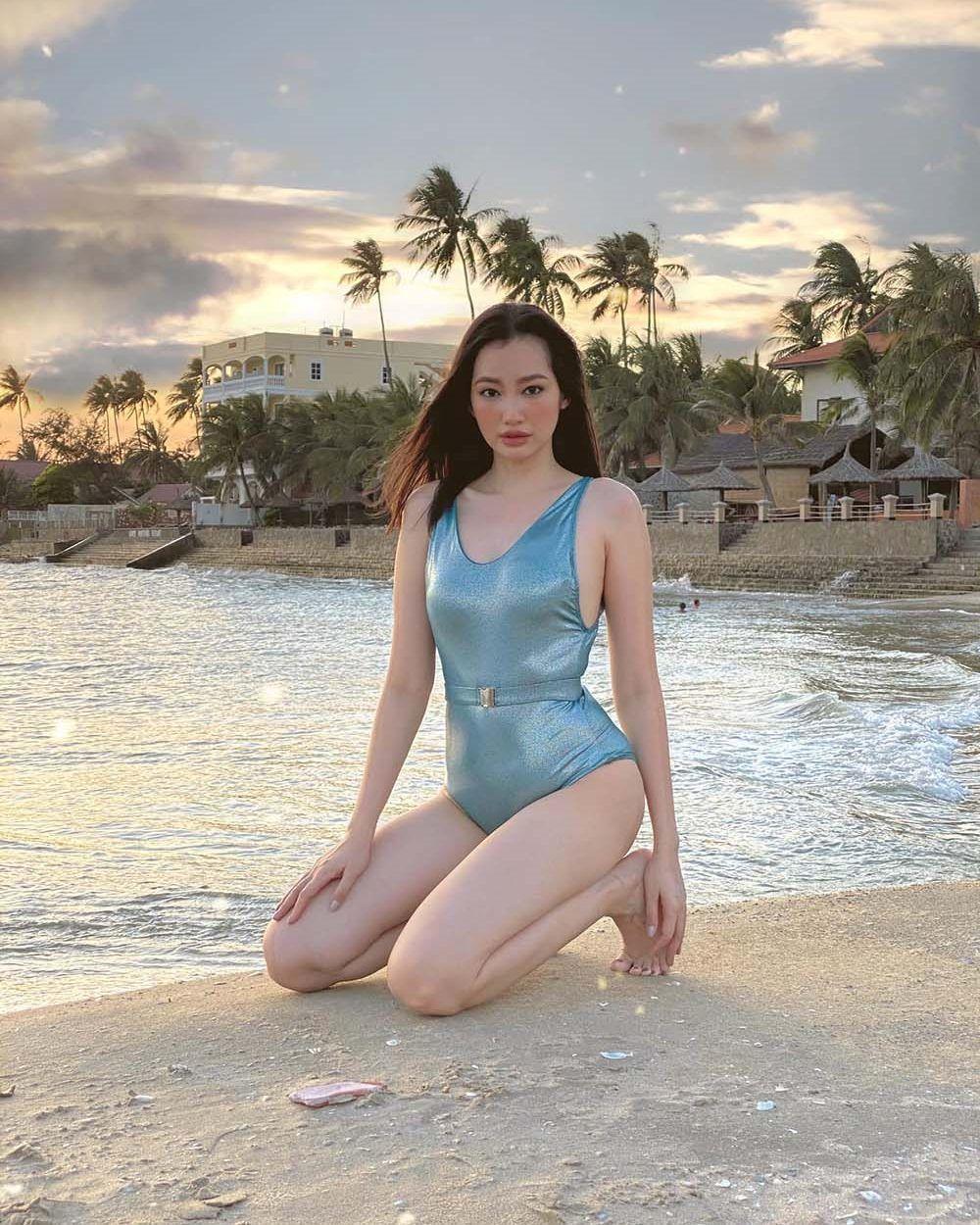Hoa hậu Trúc Diễm sống bình yên bên chồng doanh nhân