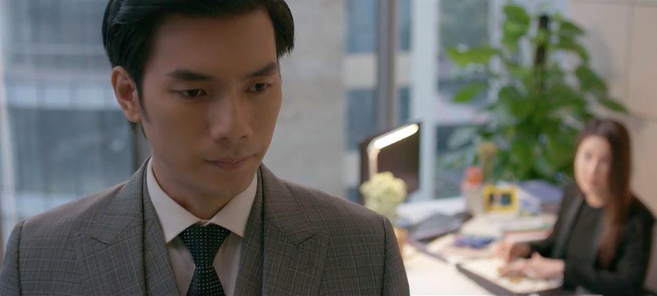 'Tình yêu và tham vọng' tập 19, Tuệ Lâm điên tiết vì Minh bênh tình địch