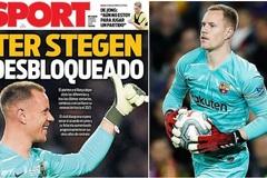 MU gật đổi Pogba cho Juventus, Ter Stegen gia hạn Barca