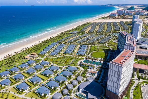 2 khách sạn nghỉ dưỡng của Eurowindow Holding nhận chuẩn 5sao