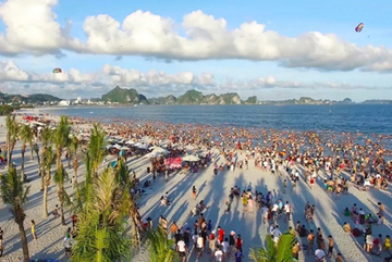 Ngàn lý do để check-in Hạ Long trong hè này