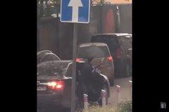 Đấu súng giữa ban ngày tại thủ đô Moscow