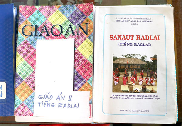 Researcher,Raglai ethnic language,preserving and promoting the Raglai culture