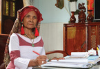 Researcher devotes 30 years to preserving Raglai ethnic language